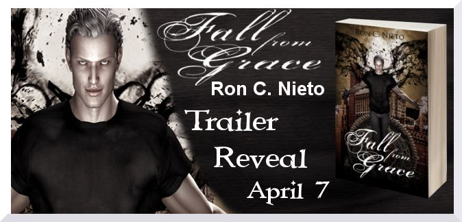 Trailer Reveal: Fall From Grace by Ron C. Nieto