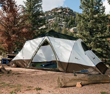 Slumberjack C& Tent  Cabelau0027s & 33 best Tent Living ? images on Pinterest | Tent living Tent and ...