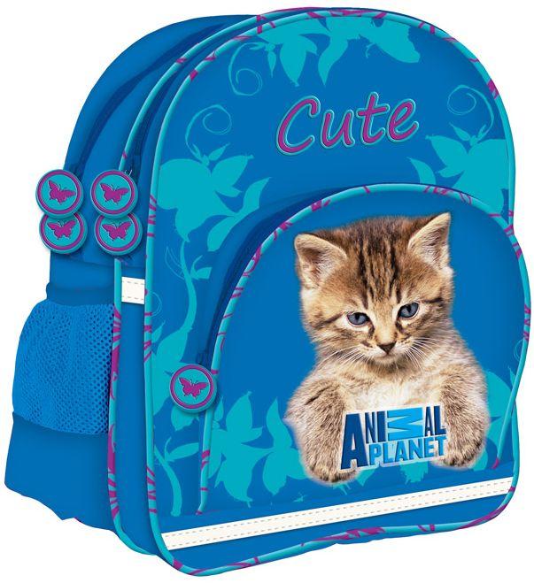 Starpak Plecak szkolny MID Animal Planet Cute 263517