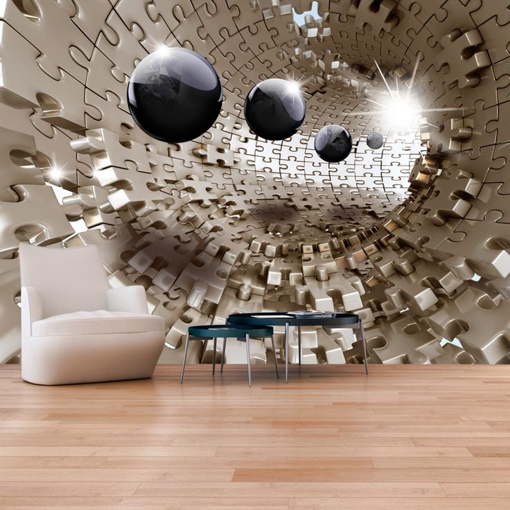 Interieur Design Dreidimensionaler Skulptur. 11 best tapeten images ...