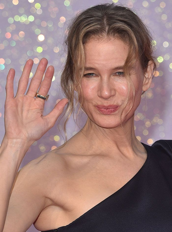 "Renee Zellweger at ""Bridget Jones's Baby"" world premiere held at the Odeon Leicester Square in London on September 5, 2016"