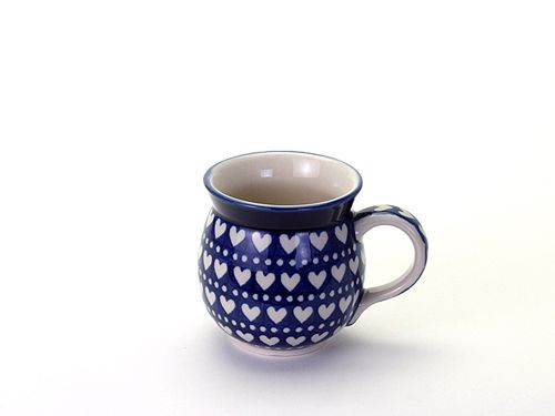 Country Traditionals :: Farmer's Mug in the Heart to Heart pattern