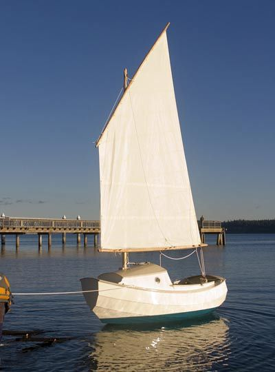 26 best Scamp Sailboat images on Pinterest | Wood boats, Wooden boats and Boats