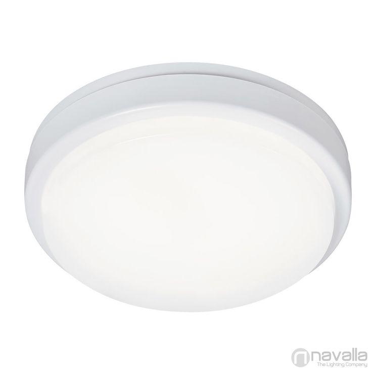 Loki - Rábalux 2497 - Plafoniere - alb alb LED - 1 x 15W 4,8 x 21 x 21 cm [RABALUX-2497] - 107 RON