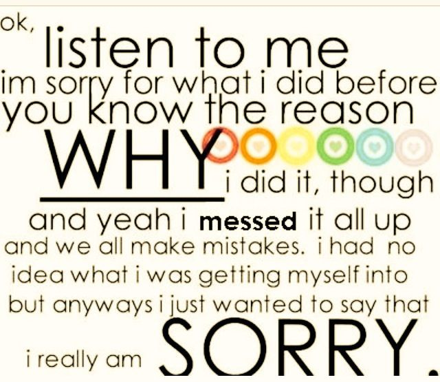 I Messed Up Quotes Tumblr: Pin By Stephanie Baca On QUOTES/SAYINGS