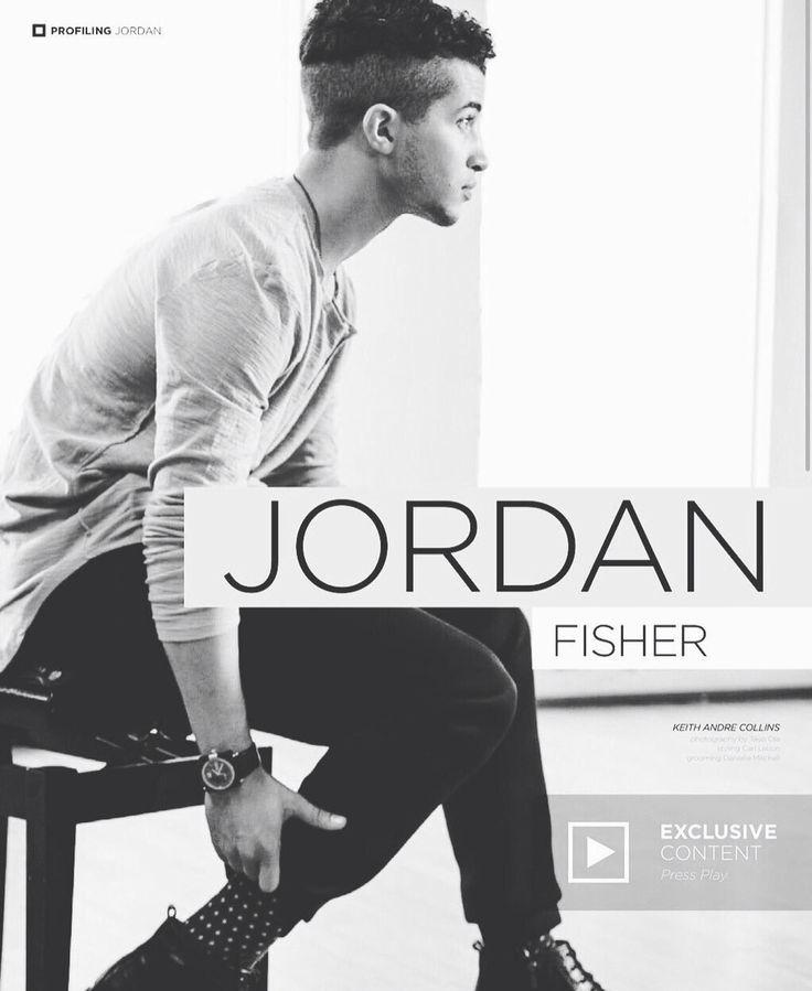 jordan fisher mess