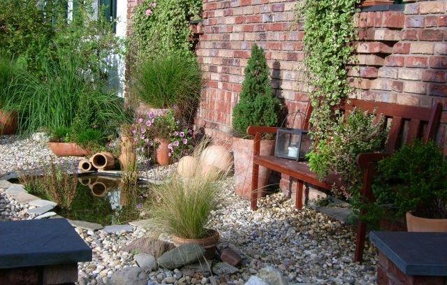 steingarten | garten | pinterest | steingarten, landschaftsbau, Gartenarbeit ideen