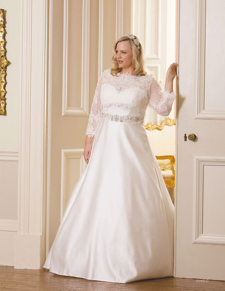 plus size wedding dress in ireland from finesse bridal wear in kerry