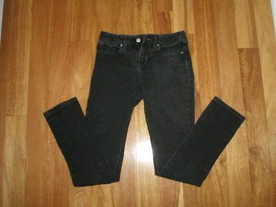 Girls size 14 slim black jeans from old navy with for Dark denim toddler shirt