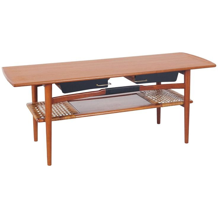Teak Unique Coffee Table: 25+ Best Ideas About Danish Modern Furniture On Pinterest