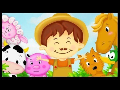 chanson Dans la ferme de Mathurin (Old Mc Donald)