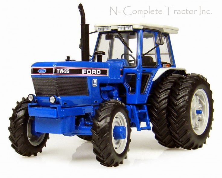 Yesterdays Tractor - Antique Tractor - Ford Tractor at N-Complete Tractor Parts Inc.