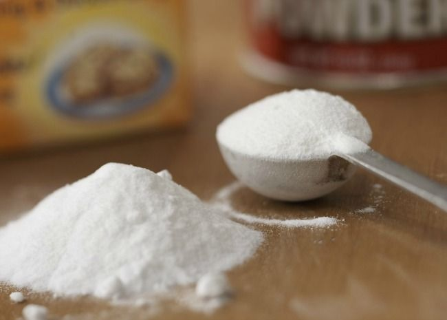 Out of baking powder (or baking soda or even milk)? Make your own with our ingredient substitutions guide.