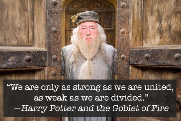 14 Albus Dumbledore Quotes To Comfort And Inspire You Today