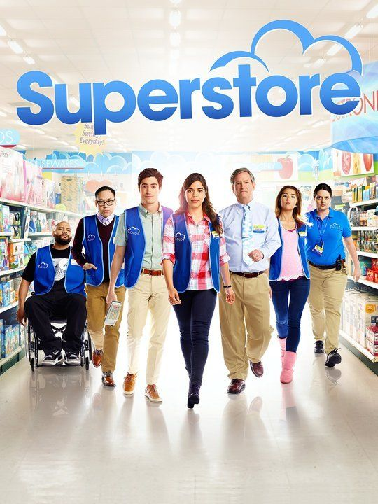 Superstore (2015-) Working in retail for 15 years I can totally relate to this show