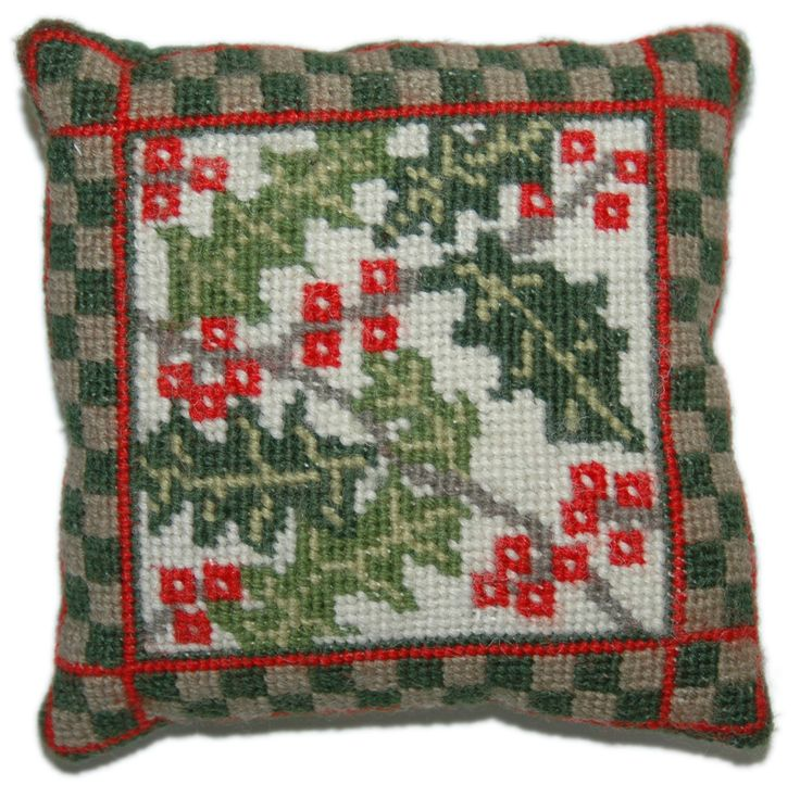 Holly from the Woodland Sampler Collection