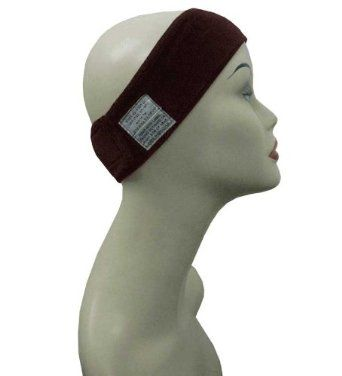 Brown Wig and Scarf Grip Comfort Band CoverYourHair. $18.44