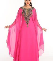 Buy Rani arabian islamic kaftan crystal-abaya online