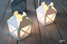 DIY Faites des lanternes