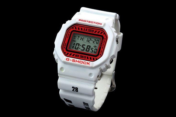 G-Shock Neo Tokyo x Akira DW-5600