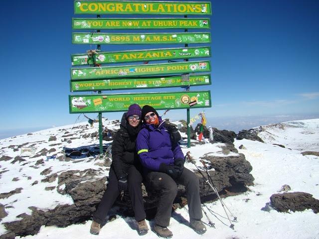 De Kilimanjaro beklimmen?