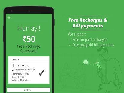 Get Wallet Cash & Recharge- screenshot thumbnail