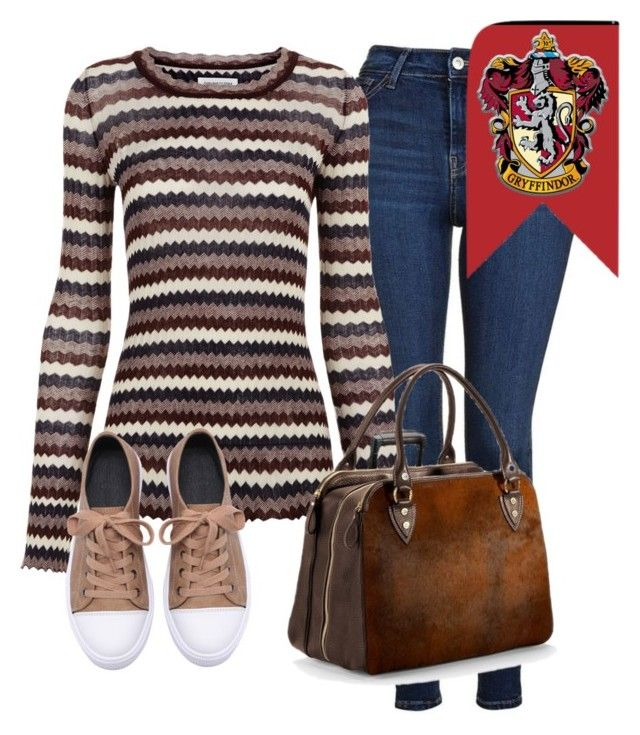 """Hermione Granger inspired outfit"" by hogwartsinspired on Polyvore featuring Topshop, Étoile Isabel Marant and Aspinal of London"