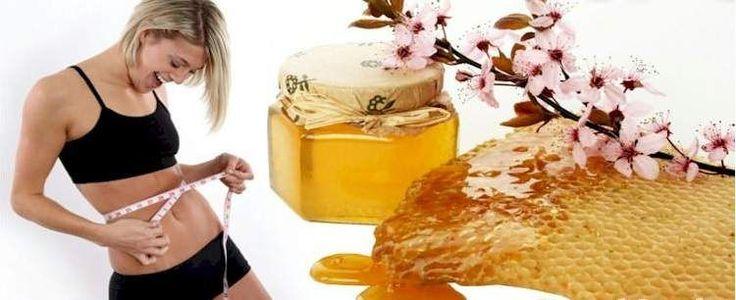 Mel de abelha ajuda a destruir a gordura abdominal e afinar a cintura