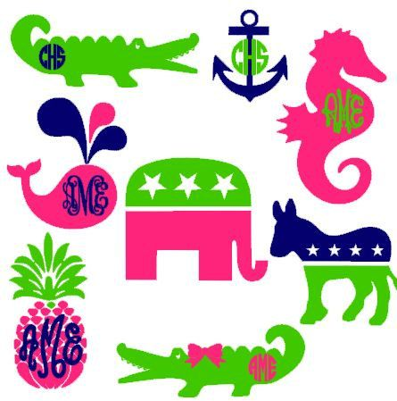 Hey, I found this really awesome Etsy listing at https://www.etsy.com/listing/217874639/preppy-monogram-pack-instant-download