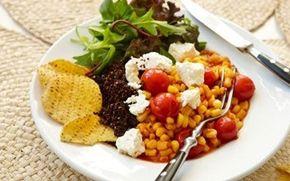 Maissipata / Corn stew
