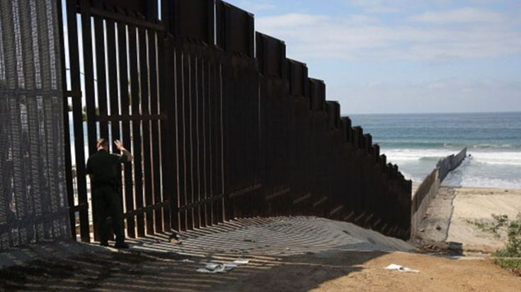 President Donald Trump's plan for a southern border wall will cost billions of dollars and has already sparked a diplomatic rift with Mexico. It's also going to be bad for the planet.