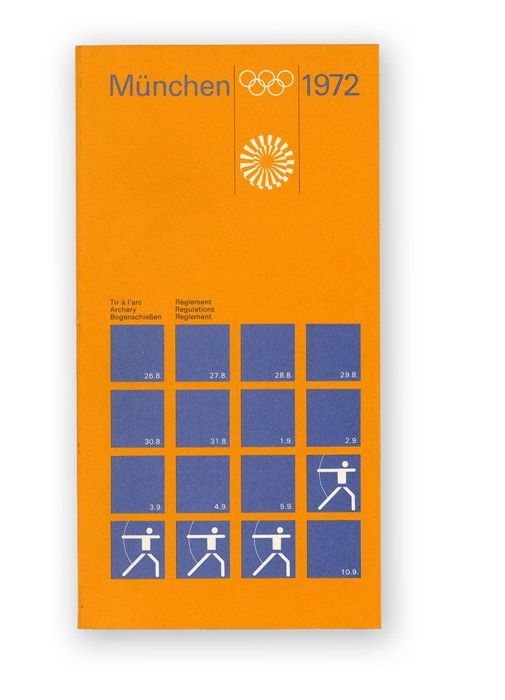 Reglement Bogenschießen   Spiele der XX. Olympiade 1972, München