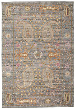 Vega - Grijs tapijt 200x300
