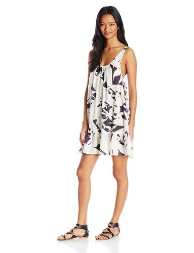 Roxy Juniors' Shadow Play Dress: Amazon Fashion