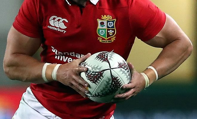 British & Irish Lions beat the Maori All Blacks in Rotorua - Super ...