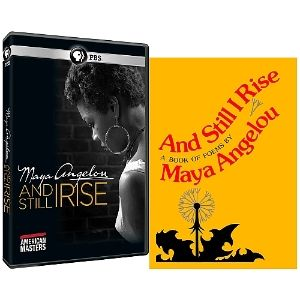 This film celebrates Dr. Maya Angelou by weaving her words with rare and intimate archival photographs and videos, which paint hidden moments of her exuberant life during some of America's most defining moments. Enjoy these powerful poems in her book, And Still I Rise - full of lifting rhythms of love and remembering. Save when you buy the DVD and book together.