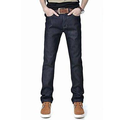 Menn Casual Pure Jeans Bukser ( Bomuld )(1931700) – NOK kr. 341