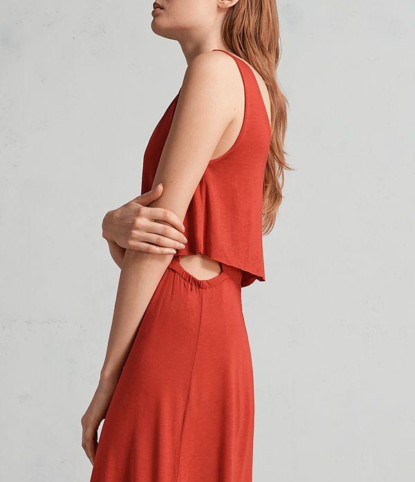 Livs Lyst Hverdagsglimt Vintage Style Dresses Red Cottage Style