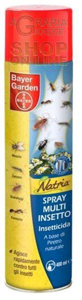BAYER SPRAY MULTI INSETTO INSETTICIDA NATRIA A BASE DI PIRETO NATURALE ML. 400 https://www.chiaradecaria.it/it/insetticidi-uso-civile/1251-bayer-spray-multi-insetto-insetticida-natria-a-base-di-pireto-naturale-ml-400-8000560877588.html