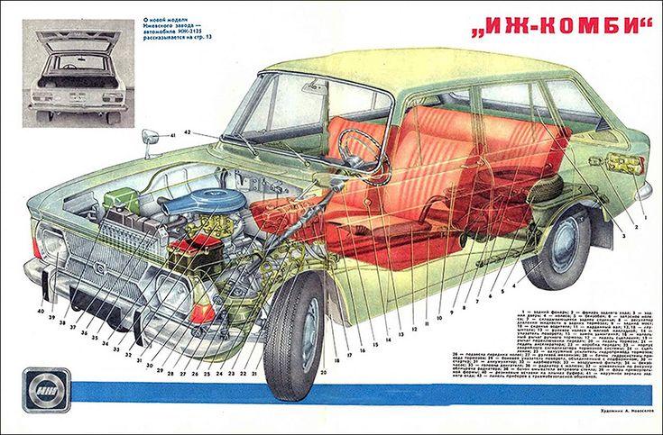 Moskwicz 1972