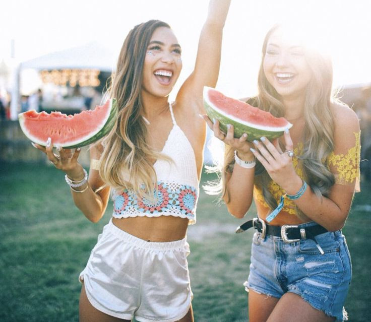 Meredith Foster and Eva Gutowski Surf Into Summer