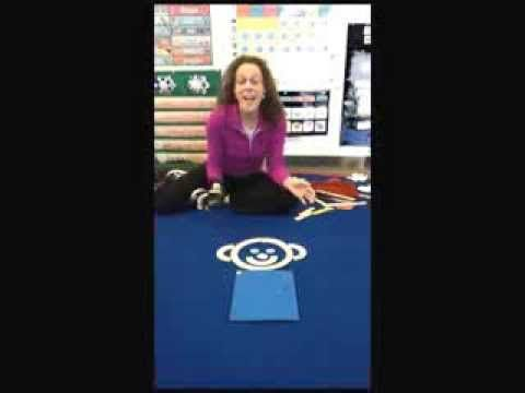 ▶ Mrs. Smith sings MAT MAN (Handwriting without Tears) song - YouTube