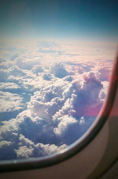 #Clouds, #Airplane, #Window, #Sky | Captured Moments ...