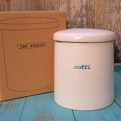 Coffi Storage Jar