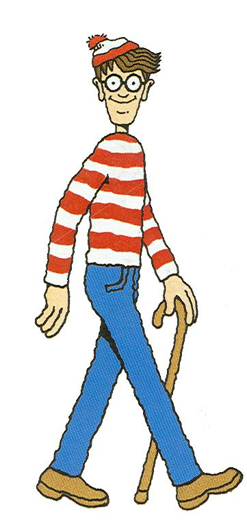 9 Strange Things Found While Searching for Waldo