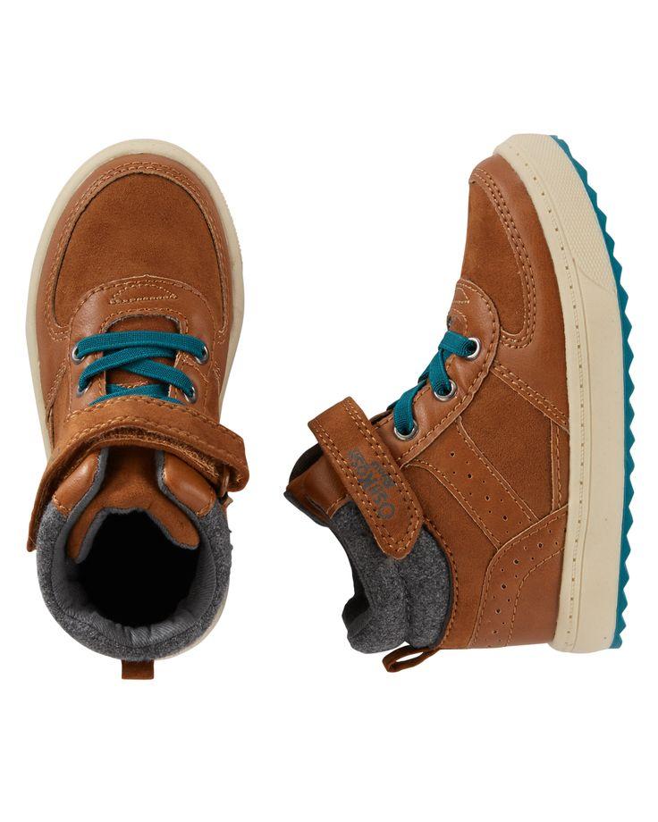 OshKosh High-Top Sneakers- Bennett size 10