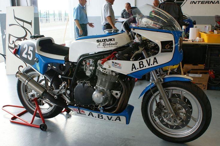 Suzuki-PEM GSX1100 (1980), team ABVA | 12ème en Classic 3 | Cédric JANODET | Flickr