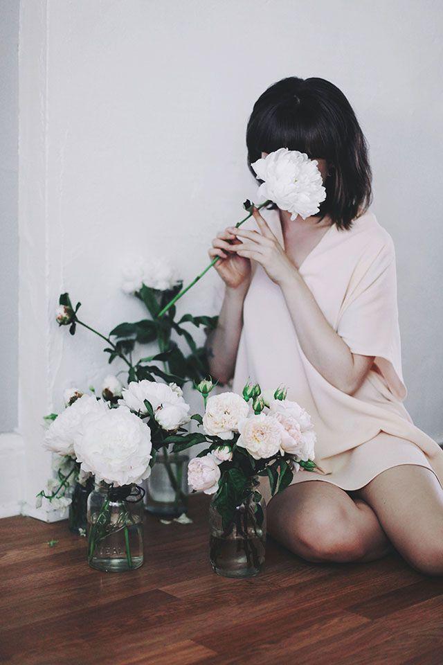 June Blooms (in July)   finchandfawn.com