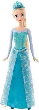 Mattel Disney Princess - Principesse Scintillanti - Elsa (CFB73) Bambola fashion: confronta i prezzi e compara le offerte su idealo.it