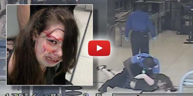 Video Shows Police, TSA Brutalize Disabled St. Jude Patient After Intrusive Search Disoriented Her